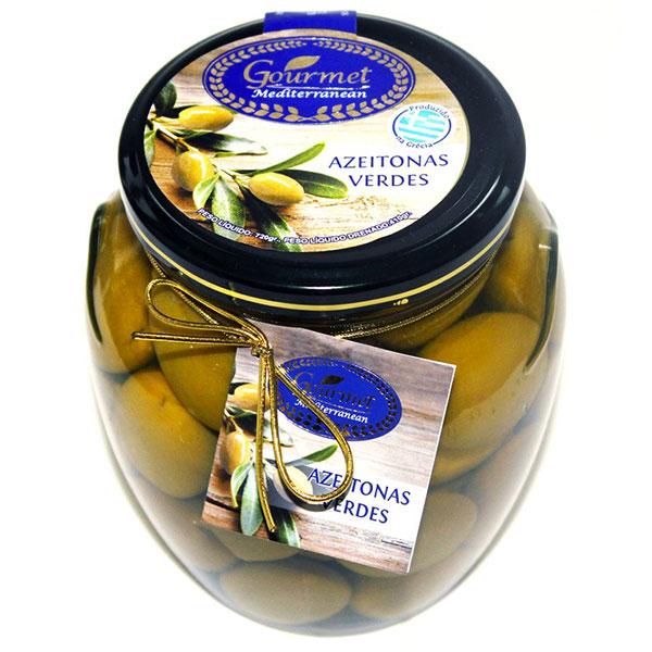Azeitona gourmet med verde