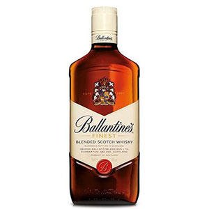 Whisky ballantines finest 8