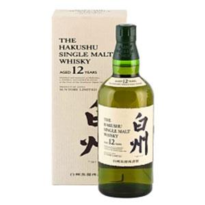 Whisky jap hakushu