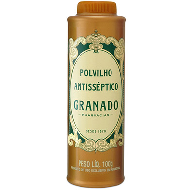 Polvilho antiseptioxo granado