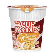 Nissin cup noodles costela