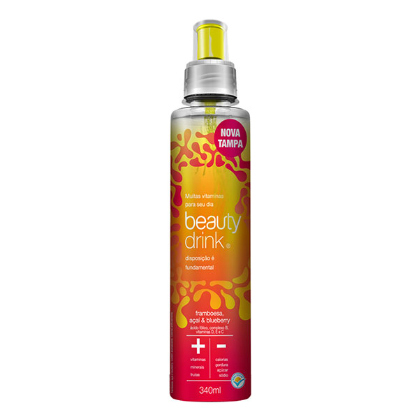 Beb beauty drink framb blueb acai 340ml
