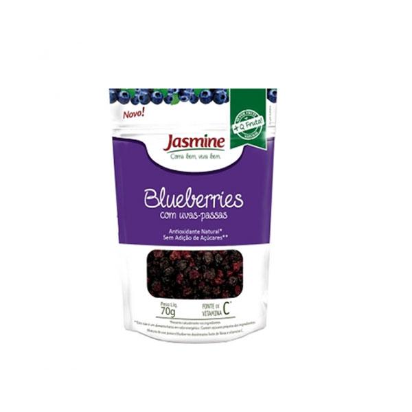 Blueberry c uvas passa jasmine 70g