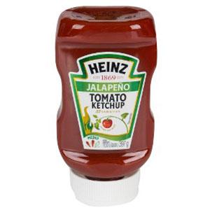 Ketchup heinz jalapeno