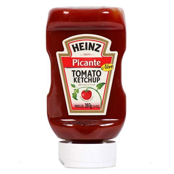 Ketchup heinz picante 397