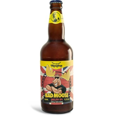 Bad moose english hopped ipa 500ml