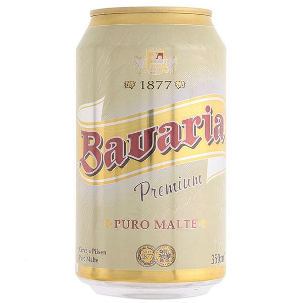 Bavaria pilsen premium 350ml