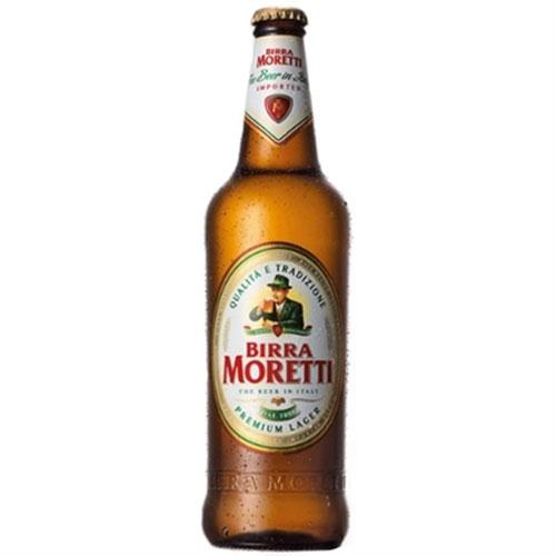 Birra moretti larger 330ml