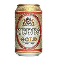 Cerpa gold 350ml lata