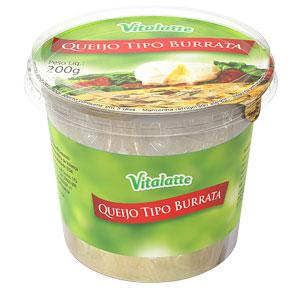Burrata vitalatte