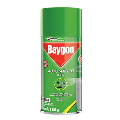Baygon automatico refil 185g