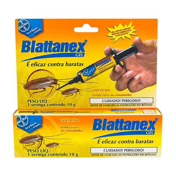 Blattanex gel mata baratas 10g