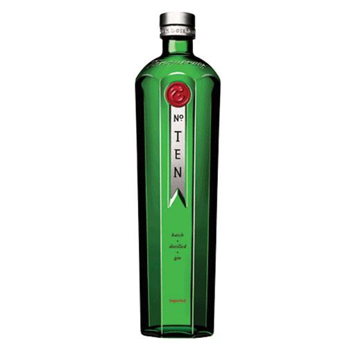 Gin ing tanqueray ten