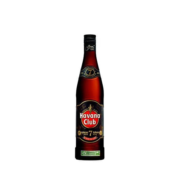 Rum club havana 7anos