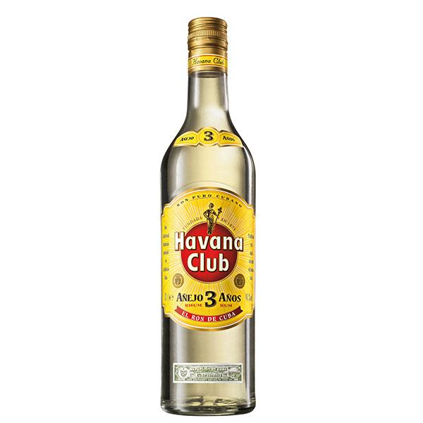 Rum cub havana club anejo3anos