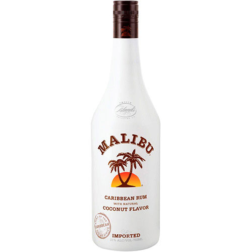 Rum malibu coco 750ml
