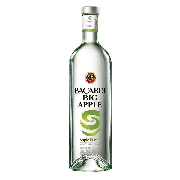 Rum nac bacardi big apple 750ml