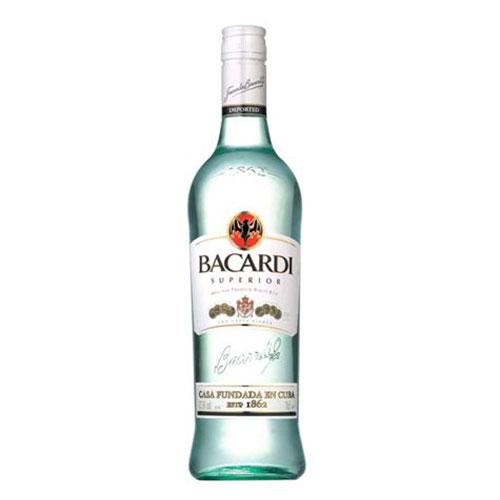 Rum nac bacardi carta blanca