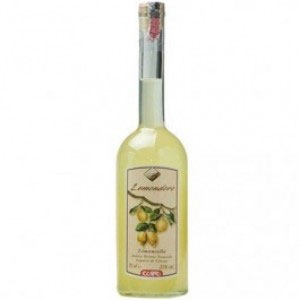 Licor italemoncello coppo
