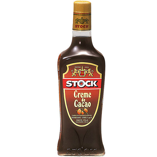 Licor nac stock creme cacau